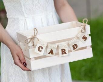 Card Box, Wooden Card Box, Wedding Card Box, Rustic Wedding Decor, Rustic Card Box, Gift Card Box, Gift Card Holder, Rustic Wedding Box