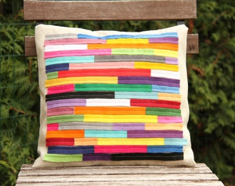 Cushion color strip