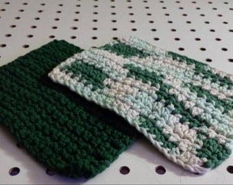 Dish rags Crocheted