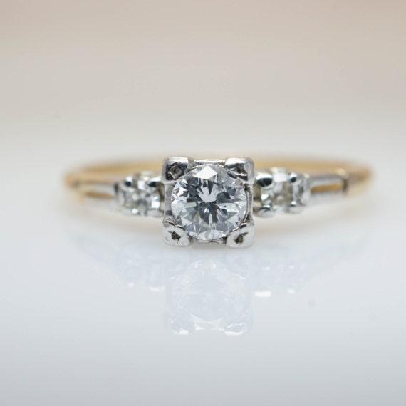 Vintage Wedding Rings 1940