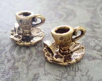 Three Cup Charms
