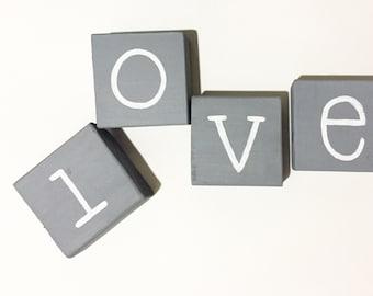 Block Decor = LOVE