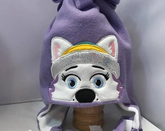 Everest Paw Patrol Fleece Winter Character Hat