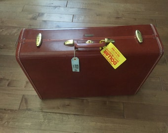 Vintage Samsonite Shwayder Bros Denver Suitcase  4935