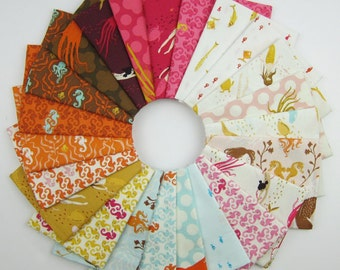 Mendocino by Heather Ross for Windham Fabrics - Fat Quarter Bundle