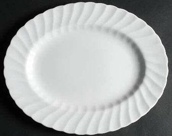 Aynsley 'Whitecliffe'  Platter