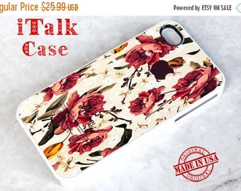 HOT SUMMER SALE iPhone 4s iPhone 4 Case, iPhone 4S Case, iPhone 4S Cover, iPhone 4/4S skins, iPhone 4/4S Protective Cover, iPhone 4 - Roses