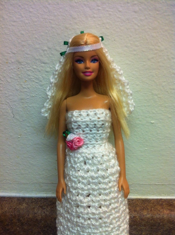 brautkleid barbie