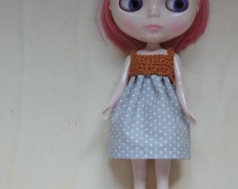 Handmade Dress for Blythe
