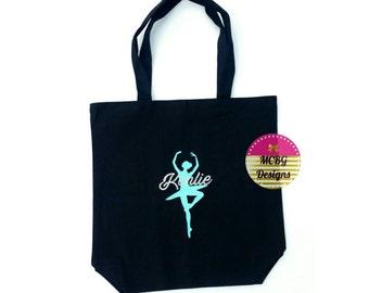 Dance bag• cheer bag• personalized dance bag•ballet bag•personalized ballet bag•personalized cheer bag• ballet items•Cute ballet items