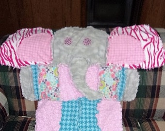 Rag Elephant Quilts