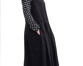Fashion sleeveless vest dress