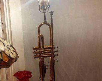 Trumpet Lamp
