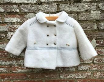 Winter coat size 68