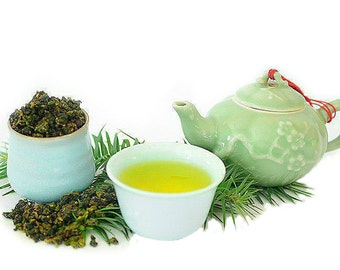 Alishan high mountain Oolong tea (Free Shipping)