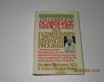 The Complete Scarsdale Medical Diet book