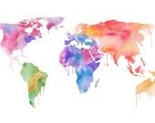 map - digital