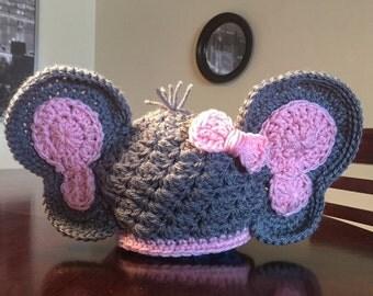 Baby Girl Elephant