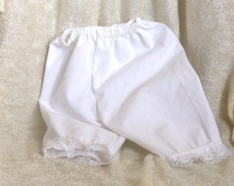 Lovely Doll Pantaloons with Lace