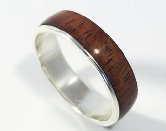 mens wood wedding band wood ring wood wedding ring mens wood wedding band - Wood Wedding Ring
