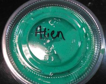Alien ultra fluffy slime 5oz