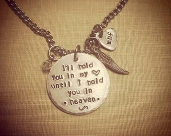 I'll Hold You in My Heart Necklace