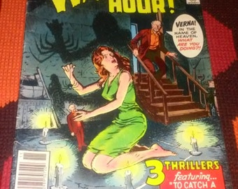 The Witching Hour Comic Book #75