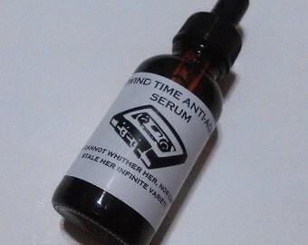 Organic Anti Aging Serum
