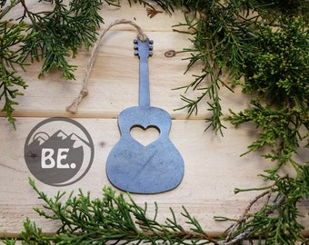 Guitar ornaments  Etsy