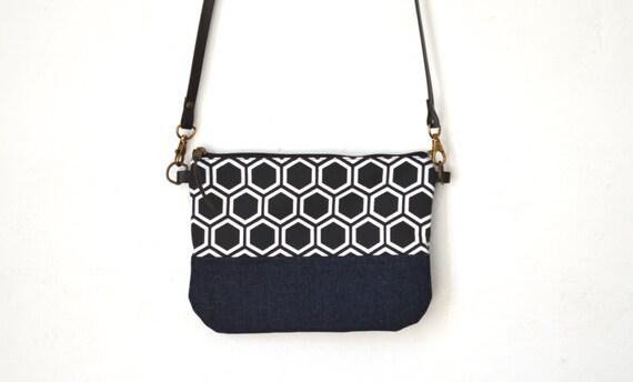 Zippered Shoulder Bag Pattern 86