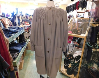 1980's Bill Blass  Coat  Size 10