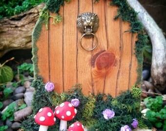 Magical Handmade Fairy Door.