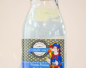 Pirates Potion Bath Fizz