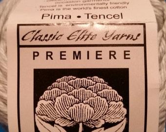 Classic Elite Yarns Premiere Cotton Pima Tencel