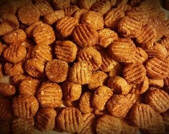 Apple Peanut Biscuits