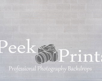 4ft.x3ft. Cinder Block Brick Wall Photography Backdrop - Brick Backgrounds