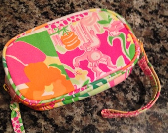 Lilly Pulitzer Small Clutch Purse