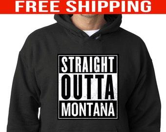 Montana Pullover Hoodie