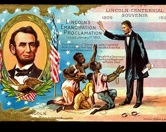 Abe Lincoln Patriotic E Nash 1910 Postcard