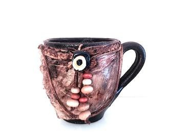 Decorative Large Mug from Turkey