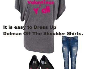 happy valentines day yall shirt ladies valentines day shirt valentines day tshirt - Valentines Day Shirts Ladies