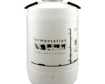 Young's Wide Neck Wine Fermenter 25 Litre home brew winemaking