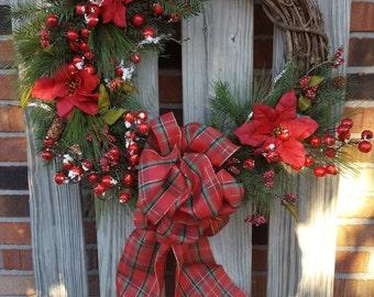 Christmas/Holiday Wreath