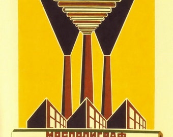 Socialist Objects of Russian Constructivism. We want pencils by Mospolygraph – they are good enough! 1923
