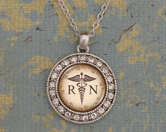 Nurse Artisan Necklace - OTNUR47283