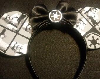 Star Wars Storm Trooper Disney Ears