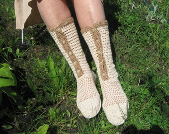 Summer Street boots are handmade from 100% related. cotton
