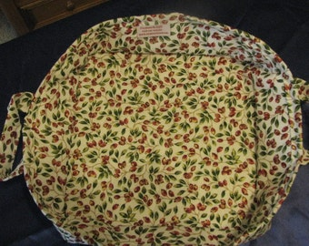 New item! 10 inch square serving cozy