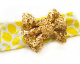 Lemonade Headband