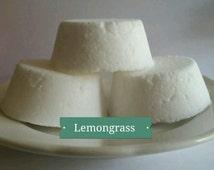 Lemongrass  Shower tablets, shower fizzy, Shower Steamer, aromatherapy shower, shower soother